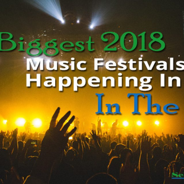 The Biggest 2018 Music Festivals Happening In The UK