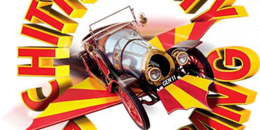 Chitty Chitty Bang Bang At Birmingham Hippodrome